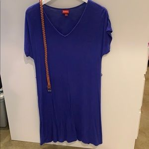 Women's long shirt dress